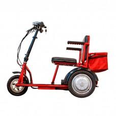 Складной электротрицикл Адьютант 350 Mini