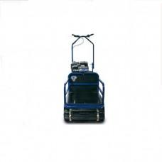 Мотобуксировщик  Бурлак-М RS 9 (1250мм, R-зад.привод, S-склизовая)