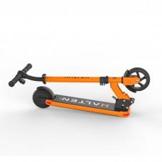 Детский электросамокат Halten Junior (оранжевый)