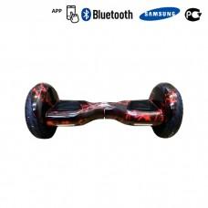 Гироскутер Smart Balance Premium 10,5 APP - Красная молния