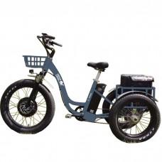 Электровелосипед GreenCamel Trike-F