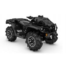 Квадроцикл BRP Outlander 1000R X-mr