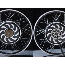 Мотор-колесо Golden Motor Magic Pie-4, 26″ (заднее колесо)