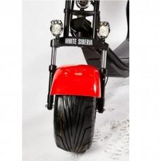Электроскутер Citycoco WS Pro Max 3000W - Красный